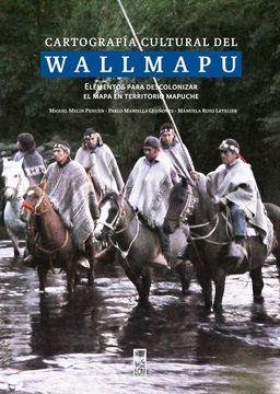 portada Cartografia Cultural del Wallmapu