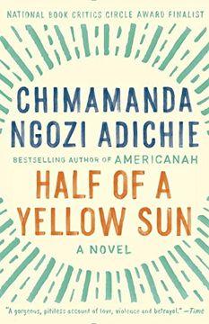 portada Half of a Yellow sun (libro en Inglés)