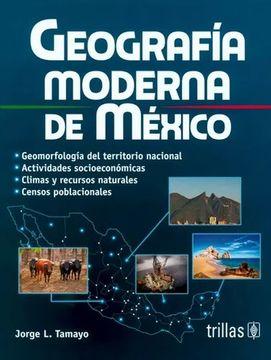 portada Geografía Moderna de México / 15 ed.