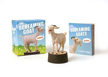portada The Screaming Goat (Book & Figure) (libro en inglés)