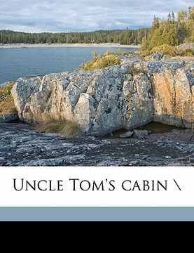 "portada uncle tom's cabin "";""nabu press"