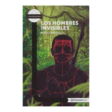 portada Los Hombres Invisibles - Planeta Lector
