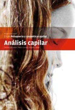 portada Analisis Capilar Cfgm
