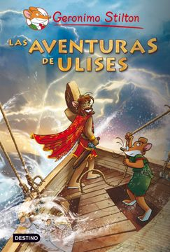 portada Las Aventuras de Ulises