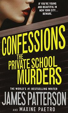 portada Confessions: The Private School Murders
