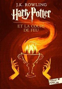 portada Harry Potter, IV:Harry Potter et la Coupe de Feu (Folio Junior)