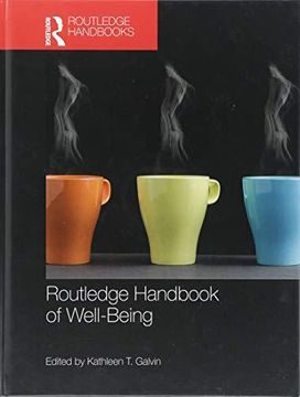 portada Routledge Handbook of Well-Being (Routledge Handbooks) (libro en Inglés)