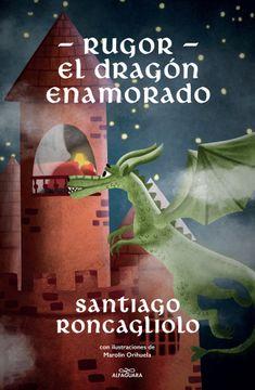 portada Rugor, el Dragón enamorado
