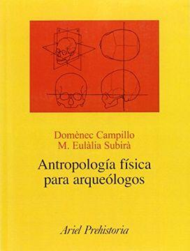 portada Antropologia Fisica Para Arqueologos