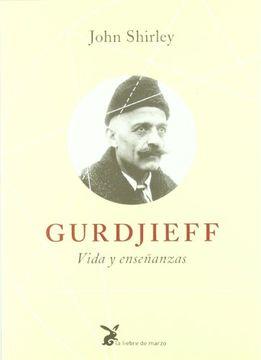 portada Gurdjieff, Vida y Enseñanzas