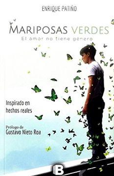 portada Mariposas Verdes
