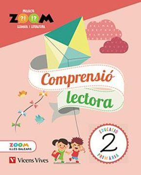 portada Comprensio Lectora 2 Balears (zoom)