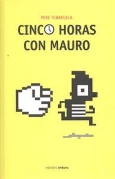 portada Cinco horas con Mauro