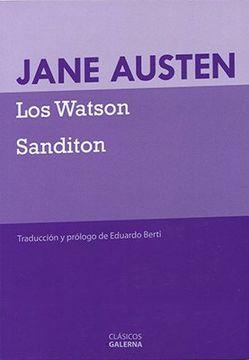 portada Watson, Los-Sanditon