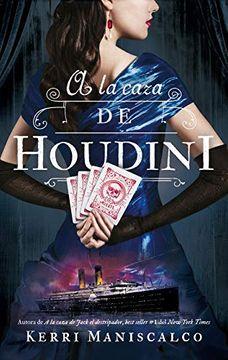 portada A la Caza de Houdini