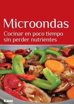 portada microondas cocinar en poco tiempo sin perder nutri