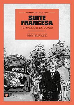 portada Suite Francesa Bolsillo (Sg): Tempestad en Junio (Salamandra Graphic)