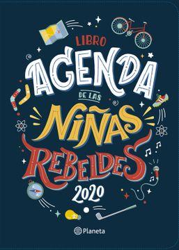 portada Libro Agenda de las Niñas Rebeldes 2020