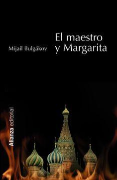 portada El Maestro y Margarita