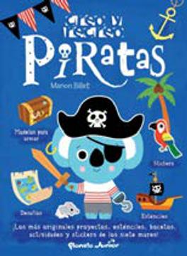 portada Creo y Recreo. Piratas