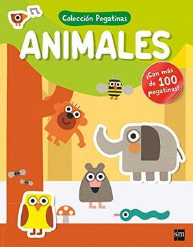 portada Animales (Pegatinas)