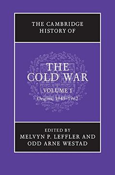 portada The Cambridge History of the Cold war 3 Volume set (libro en Inglés)