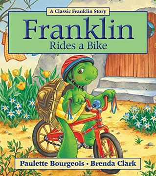 portada Franklin Rides a Bike