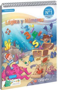 portada Logica y Numeros nº1 (4 Años)