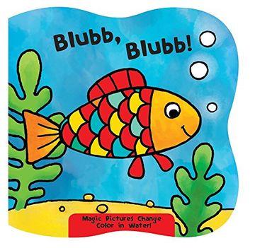 portada Blubb, Blubb! (Magic Bath Books)