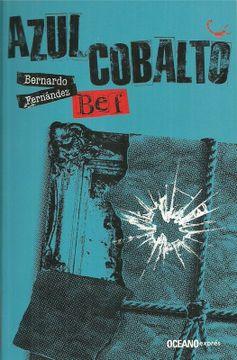 portada Azul Cobalto