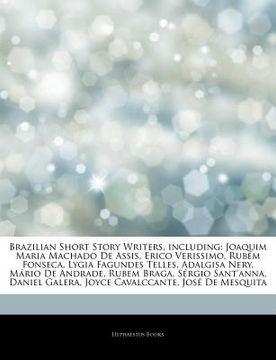 portada articles on brazilian short story writers, including: joaquim maria machado de assis, erico verissimo, rubem fonseca, lygia fagundes telles, adalgisa