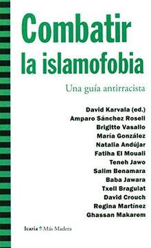 portada Combatir la Islamofobia
