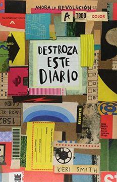 portada Destroza Este Diario: Ahora a Todo Color