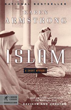 portada Islam: A Short History (Modern Library Chronicles) (libro en Inglés)
