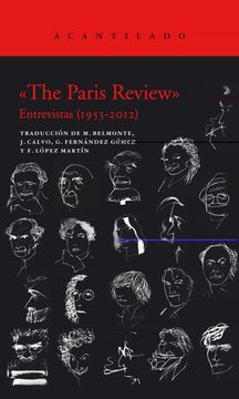 portada «The Paris Review»