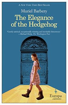 portada The Elegance of the Hedgehog (libro en inglés)