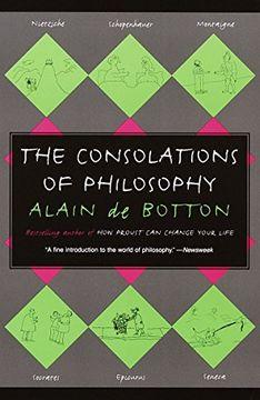 portada The Consolations of Philosophy (libro en Inglés)