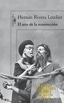 portada El arte de la resurrecci?n