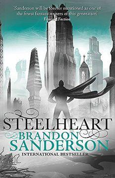 portada Steelheart (Reckoners 1) (libro en Inglés)