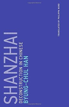 portada Shanzhai: Deconstruction in Chinese (Untimely Meditations)