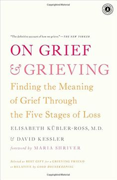 portada On Grief And Grieving