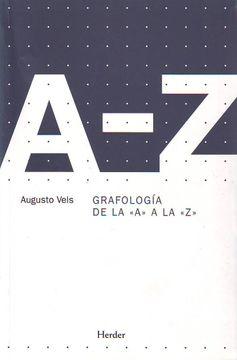 portada Grafologia de la a a la z