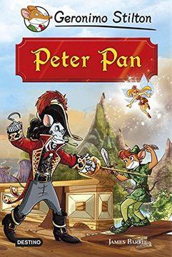 portada Peter pan