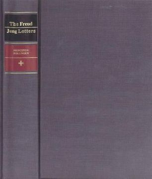 portada the freud/jung letters: the correspondence between sigmund freud and c. g. jung