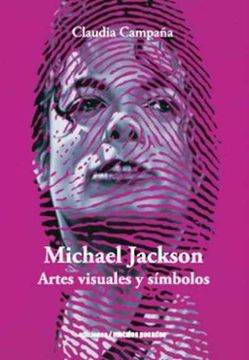portada Michael Jackson. Artes Visuales y Símbolos