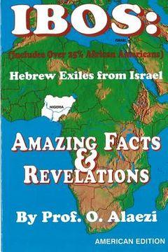 portada ibos: hebrew exiles from israel reprint