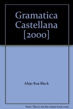 portada Gramatica Castellana [2000]