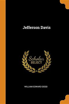 portada Jefferson Davis (libro en inglés)