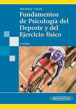 portada Fundamentos de Psicología del Deporte y del Ejercicio Físico