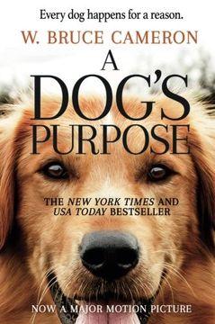 portada A Dog's Purpose: A Novel for Humans